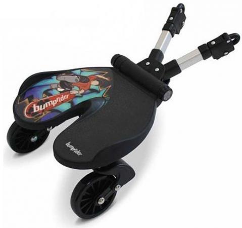 Универсальная подножка для второго ребенка Bumprider (skateboard) подножка bumprider бампрайдер для второго ребенка black
