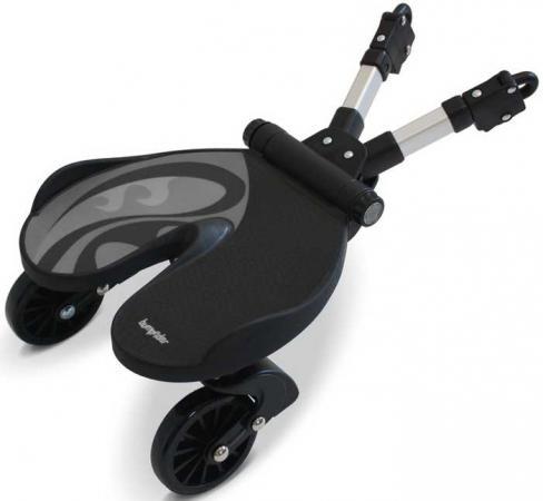 Универсальная подножка для второго ребенка Bumprider (grey) подножка bumprider бампрайдер для второго ребенка black