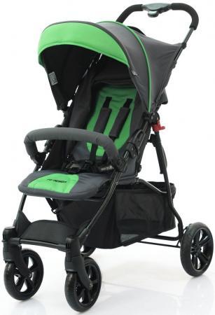 Фото - Прогулочная коляска FD-Design Treviso 4 (anthracite/grass) коляска прогулочная everflo safari grey e 230 luxe