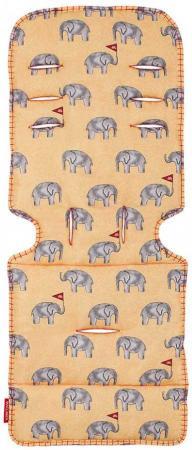 Матрасик в коляску Maclaren (elephants) матрасик в коляску матрас teutonia seat cover цвет 6060
