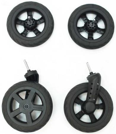 Комплект колес для коляски TFK Dot(T-008-DOT-8Zoll) dot