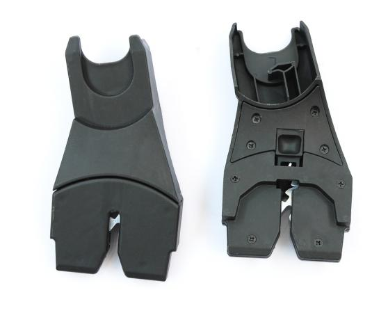 Адаптер Noordi для установки на шасси колясок автокресла группы 0 BeSafe, Maxi-Cosi, Kiddy, Cybex адаптер britax адаптер для установки автокресел maxi cosi на шасси колясок britax