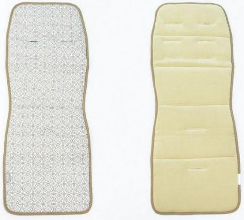Матрас в коляску Ceba Baby(Ornament W-814-000-514) комплекты в коляску esspero матрас универсальный baby cotton lux