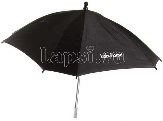 Зонтик Babyhome Sun для колясок Vida/Emotion (black) цены онлайн