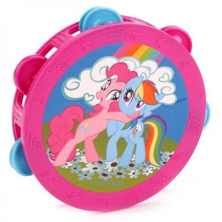 Фото - БУБЕН ИГРАЕМ ВМЕСТЕ MY LITTLE PONY В ПАК. (РУСС. УП.) в кор.2*108шт барабан играем вместе my little pony в пак русс уп в кор 2 24шт
