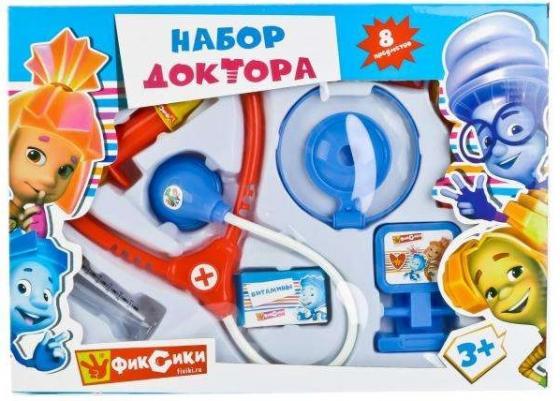 купить Набор доктора ИГРАЕМ ВМЕСТЕ Доктор 8 предметов по цене 245 рублей