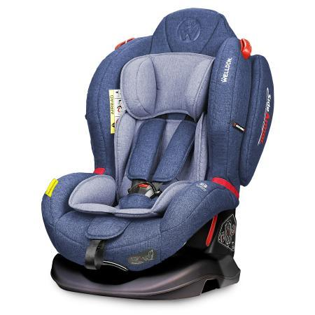 Автокресло Wellodon Royal Baby II (blue)