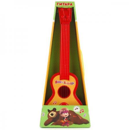 Гитара ИГРАЕМ ВМЕСТЕ Маша и медведь гитара играем вместе фиксики