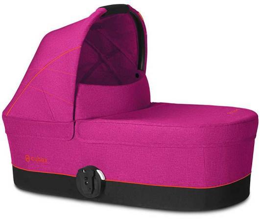Люлька Cybex Carry Cot S (passion pink) база cybex aton m cybex sirona m2 i size base m black