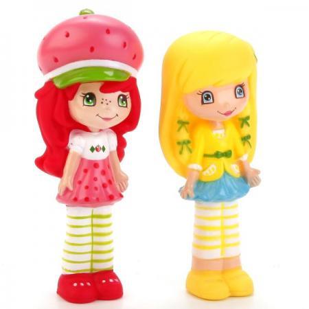 Набор игрушек для ванны ИГРАЕМ ВМЕСТЕ Земляничка цена