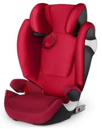 Автокресло Sybex Solution M-Fix (rebel red) автокресло cybex free fix cobblestone