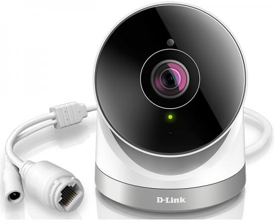 Камера IP D-Link DCS-2670L/A1A CMOS 1928 x1088 H.264 MJPEG /100Base-TX Fast Ethernet PoE белый