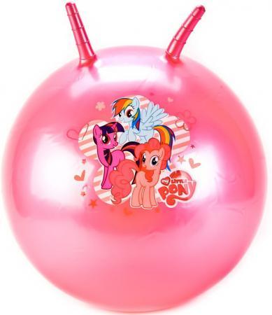 МЯЧ ИГРАЕМ ВМЕСТЕ MY LITTLE PONY 55СМ С РОЖКАМИ, ЦВЕТ В АССОРТ. В КОР. в кор.24шт играем вместе мяч my little pony с рожками цвет розовый 45 см