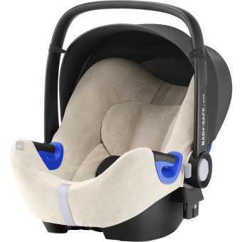 Летний чехол для автокресла Britax Romer Baby-Safe i-Size (бежевый)
