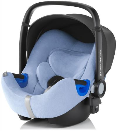 Летний чехол для автокресла Britax Romer Baby-Safe i-Size (голубой)