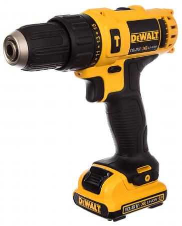 Дрель аккумуляторная ударная DEWALT DCD716D2-KS 10.8В. 2 скорости.БЗП. LED. 2 XR Li-Ion 2.0 Ач 2015new 180w 12v 15a switching power supply driver for led strip ac 100 240v input to dc 12v free shipping