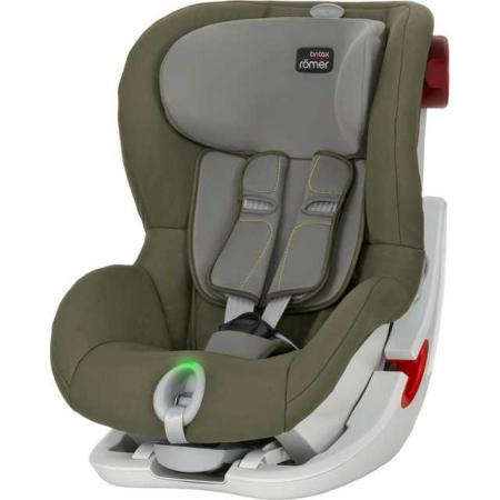 Автокресло Britax Romer King II LS (olive green trendline) language leader coursebook intermediate cd rom