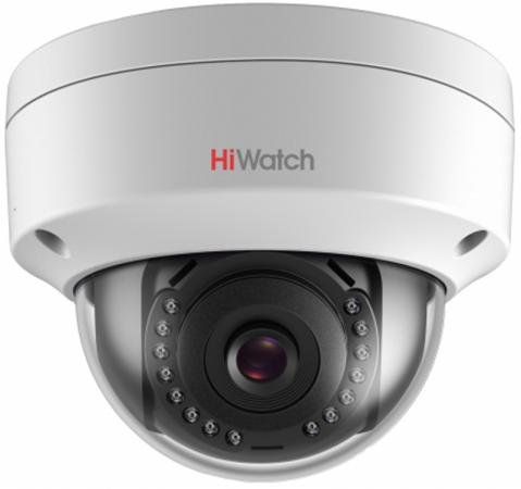 Камера IP Hikvision DS-I202 CMOS 1/2.8 4 мм 1920 x 1080 MJPEG H.264 RJ-45 LAN PoE белый hd 1080p indoor poe dome ip camera vandal proof onvif infrared cctv surveillance security cmos night vision webcam freeshipping