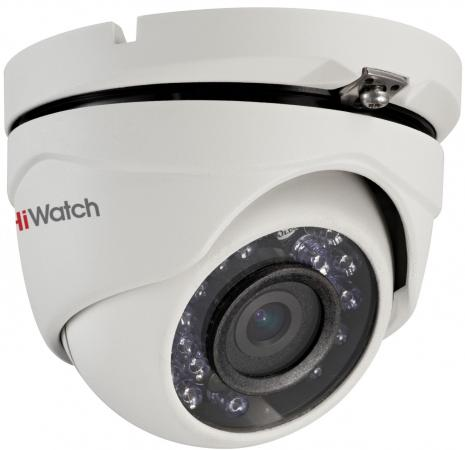 IP-камера HiWatch DS-l203 (4 mm) 2Мп уличная IP-камера с EXIR-подсветкой до 30м 1/2.8'' Progressive Scan CMOS матрица; объектив 4мм; угол обзора 83.6° ip камера hiwatch ds i126 2 8 12 mm 1 3мп уличная цилиндрическая ip камера с ик подсветкой до 30м 1 3 progressive scan cmos объектив 2 8 12мм у