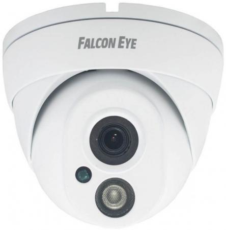 IP-камера Falcon Eye FE-IPC-DL100P Eco 1Мп уличная IP камера; Матрица 1/4OmniVision 1.3 Mega pixels CMOS; 1280х720p*25к/с; Дальность ИК подсветки 10- ip камера hiwatch ds i122 4 mm 1 3мп уличная купольная мини ip камера ик подсветкой до 15м 1 3 cmos матрица объектив 4мм угол обзора 73 1° ме
