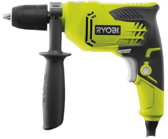 Ударная дрель Ryobi RPD500G 500Вт все цены
