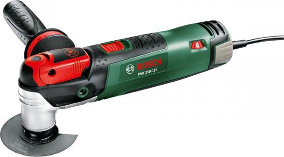 Инструмент многофункциональный BOSCH PMF 250 CES Set (0.603.102.121) 250Вт 15000-20000об/мин многофункциональный инструмент спец бми 300к