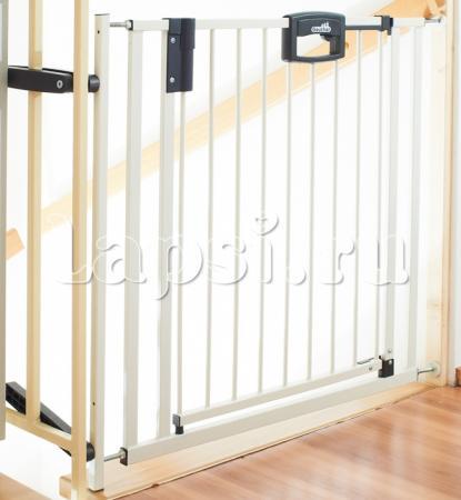 Ворота безопасности Geuther Easylock (84,5-92,5см) киевница настенная fortuna classic для 6 киев дуб махагон