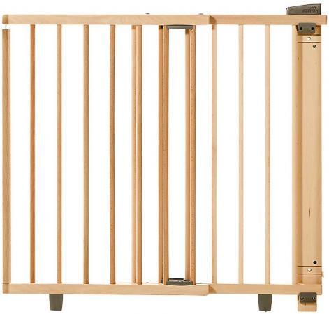 Ворота безопасности дверные 86-121х93,5-133см Geuther (натуральный) ворота безопасности дверные 86 121х93 5 133см geuther натуральный