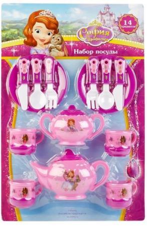 Набор посуды Играем вместе София Прекрасная играем вместе набор посуды играем вместе