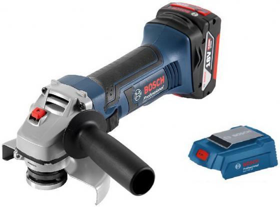 Углошлифовальная машина Bosch GWS 18 V-LI 115 мм