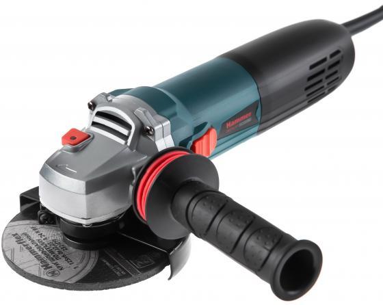 Углошлифовальная машина Hammer USM1200B PREMIUM 125 мм 1200 Вт углошлифовальная машина hammer flex usm600a 125 мм 600 вт 159 016