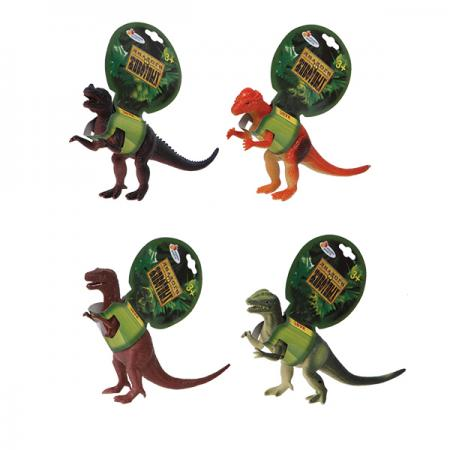 Игрушка Играем вместе Динозавр 30 см играем вместе машинка молния макквин