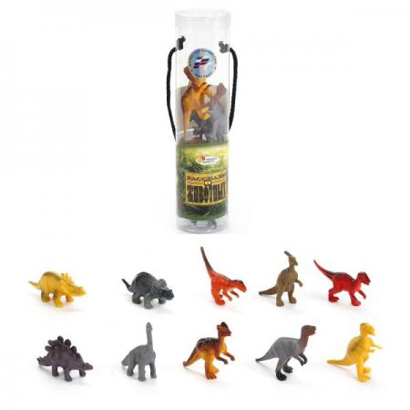 Набор фигурок Играем вместе Динозавры 10 АСС