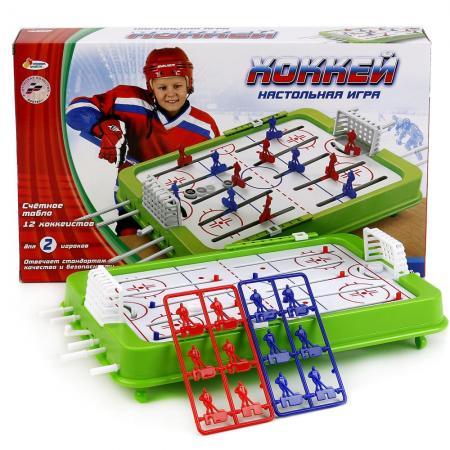 Настольная игра хоккей ИГРАЕМ ВМЕСТЕ B1535129-R всеволод осминкин игра в хоккей на учебно тренировочном занятии