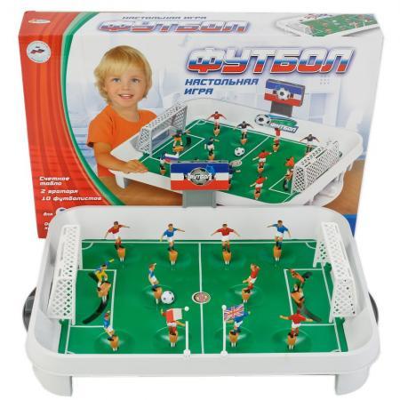 Настольная игра футбол ИГРАЕМ ВМЕСТЕ B42670-R настольная игра играем вместе освободи зайку b756704 r