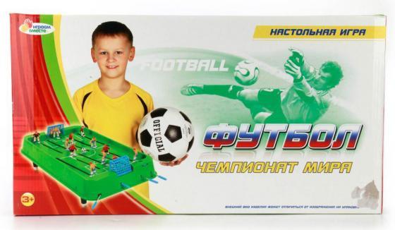 купить Настольная игра футбол ИГРАЕМ ВМЕСТЕ A553-H30007-R по цене 1307 рублей