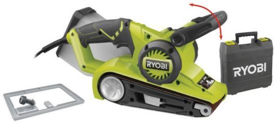 цена на Шлиф.машинка ленточная RYOBI EBS800V 800Вт 150-330об/мин 76x533мм в кейсе