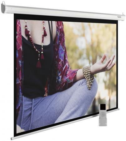 Экран Cactus 210x280см MotoExpert CS-PSME-280x210-WT 4:3 настенно-потолочный рулонный белый (моторизованный привод) экран cactus motoexpert cs psme 200x150 wt 200х150 см 4 3 настенно потолочный белый