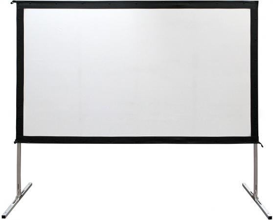 Экран переносной на штативе Elite Screens Yard Master OMS135H2 168 x 299 см экран настенный elite screens 152x152см m85xws1 ручной mw белый
