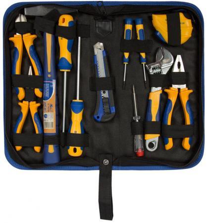 цена на Набор инструмента KRAFT KT 703001 12 предметов в сумке