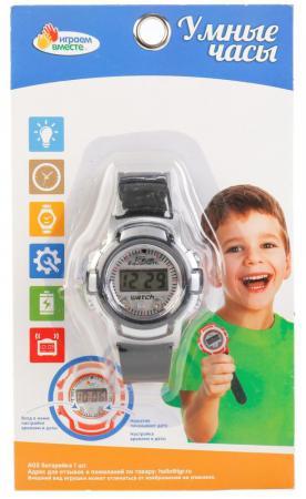 Часы наручные электронные Играем вместе B1654563-R2 черный играем вместе умные часы электронные b1654563 r2