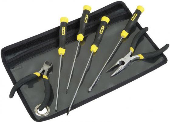 Набор инструмента STANLEY CushionGrip 1-65-010 для работ с комп. набор инструментов stanley cushiongrip 1 65 010
