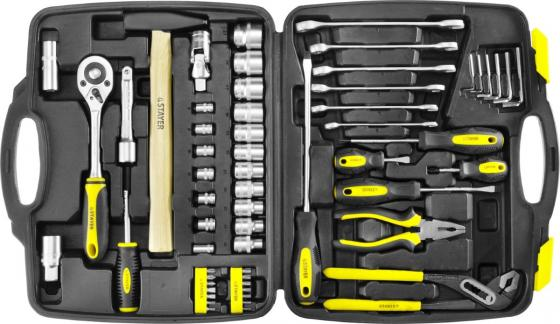 Набор слесарно-монтажного инструмента STAYER MASTER 27760-H59 58 предметов цена