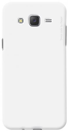 цена Чехол Deppa Чехол Air Case для Samsung Galaxy J7(2016), белый, Deppa