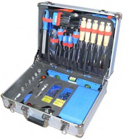 Набор инструмента UNIPRO U-700 универсальный, 133 предмета, кейс набор отверток unipro u 905
