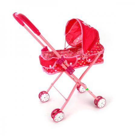 Коляска-люлька для кукол Карапуз Принцессы Диснея коляска люлька для кукол синий белый принтт57326