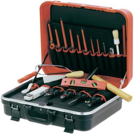 Набор инструментов CIMCO 172004 для подмастерьев-электриков из 24шт. бокорезы cimco 108788