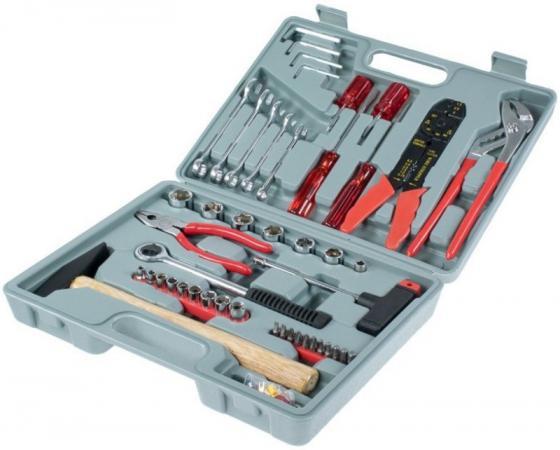 Набор инструмента КУРС 65090 100 предметов набор инструментов в чемодане 100 предметов курс 65090