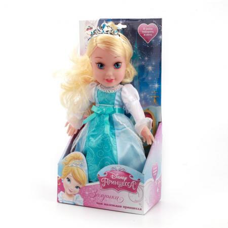 КУКЛА МУЛЬТИ-ПУЛЬТИ DISNEY ПРИНЦЕССА. ЗОЛУШКА 30СМ ОЗВУЧ., МЯГКОЕ ТЕЛО В РУСС. КОР. в кор.2*12шт кукла disney принцесса золушка 1шт page 7