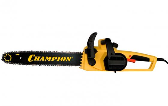 Пила цепная CHAMPION 318 1800Вт шина 16 цепь 3/8-1.3мм-57 пила цепная champion 324n